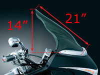 Road Glide Touring Windshield