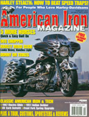 CD Pouch in American Iron Magazine