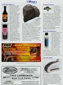 Battery Tender in Iron Works Magazine