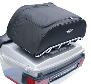 Tl H Horseshoe Luggage Rack Bag