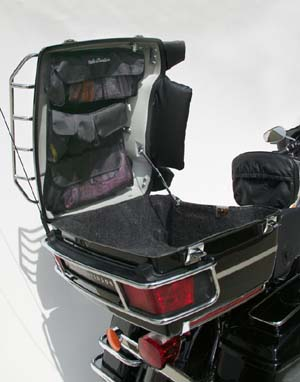 Ultra Brace with Luggage Rack and Lid Organizer