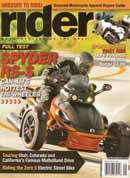 Ultra Brace in Rider Magazine's New & Cool!