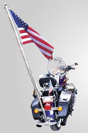 See our Parade Flag Holder Accessories