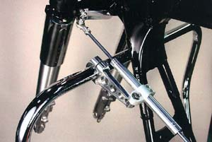 Ultra Ride Stabilizing System