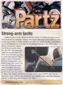 TB-3 in 2014 March Thunder Press Partz