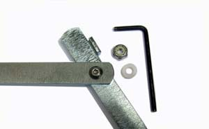 Adjustable Compression Fastener
