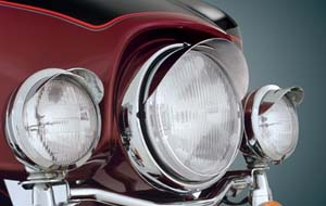 Protect your headlight from road damage!